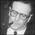 Georges Simenon / Photo © Paul Hellyn